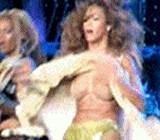 天后碧昂斯动作过大了!!哈哈 - Beyonce was too big at the end of the day!! haha